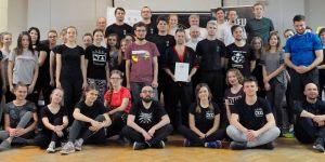Samoobrona Wing Tsun Kung Fu na Uniwersytecie Warszawskim w 2019