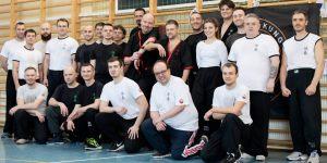 Seminarium drewnianego manekina w Kielcach 2019