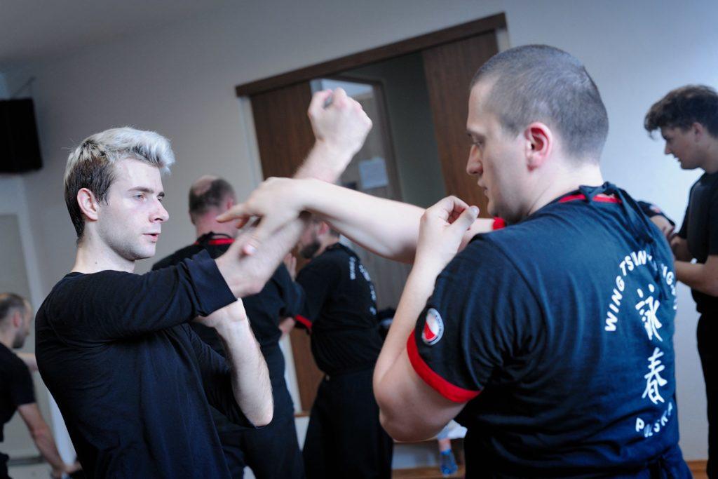 Trening Instruktorski Wing Tsun Kung Fu Warszawa w 2018 roku - 2