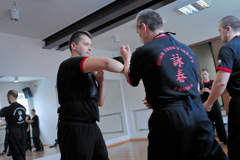 Trening Instruktorski Wing Tsun Kung Fu Warszawa w 2018 roku - 3