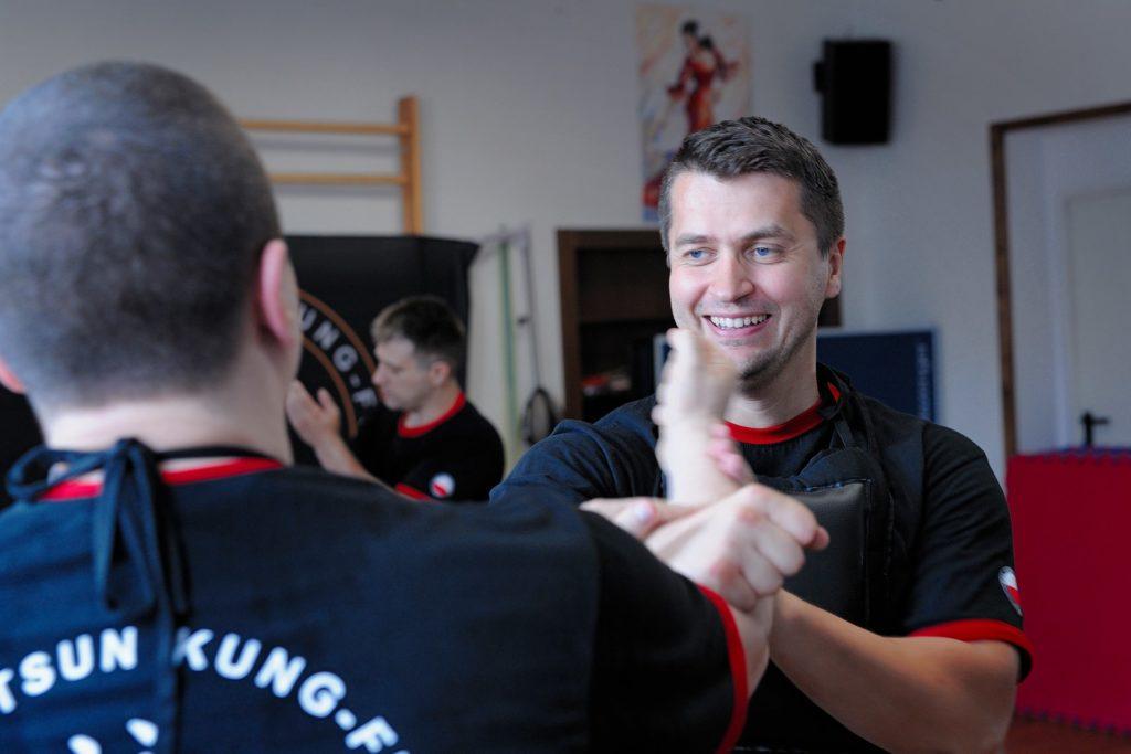 Trening Instruktorski Wing Tsun Kung Fu Warszawa w 2018 roku - 4