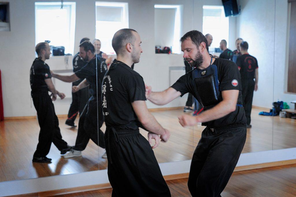 Trening Instruktorski Wing Tsun Kung Fu Warszawa w 2018 roku - 5