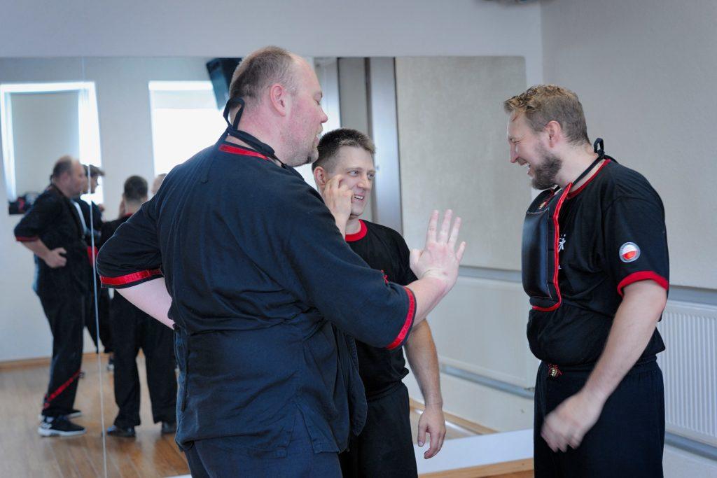 Trening Instruktorski Wing Tsun Kung Fu Warszawa w 2018 roku - 6