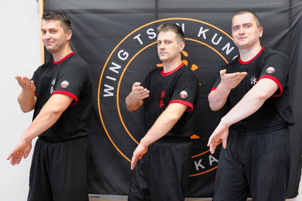 Trening Instruktorski Wing Tsun Kung Fu Warszawa w 2018 roku - 7