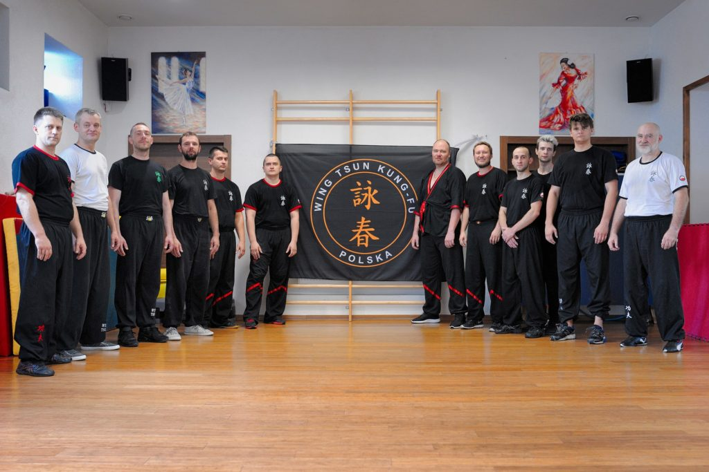 Trening Instruktorski Wing Tsun Kung Fu Warszawa w 2018 roku - 8