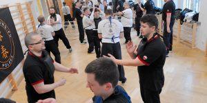 Trening Instruktorski Wing Tsun Kung Fu w Warszawie w 2019 roku