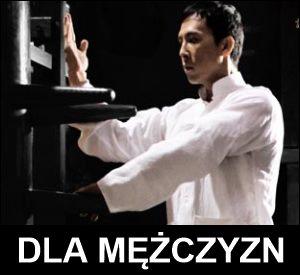 Wing Tsun Kung Fu Warszawa naucza sztuki walki dla mężczyzn
